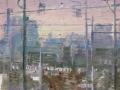 04214-Stazione-olio e grafite su tela.50x60-001