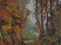 attraverso l'autunno(2011) - olio su tavola - cm. 35x45 (1)
