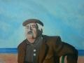 dipinto ad olio su tela ..25 .35