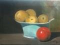 dipinto ad olio su tela.. 25 - 35