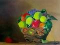 dipinto ad olio su tela.. cartone telato,30 - 40