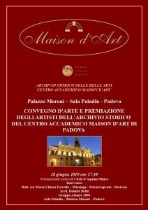 Convegno d'arte e premiazione Sala Paladin Padova per sito