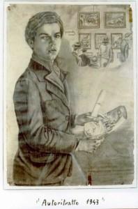 autoritratto 1943