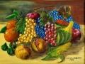 405- Frutta e verdura- ote 40x30- 1999- v