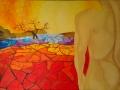visioni_100x70 olio su tela