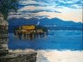 l'isola di san giulio 60x50