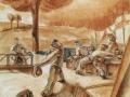 Il gioco delle bocce, 1933