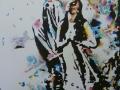 1--il distacco-acrilico su tela- 50x50 -2012
