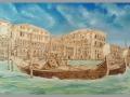 11--venezia -- tecnica mista su tavola -- 70x50 -- 2014