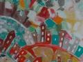 AC35 - Le mura dei sogni 2012 50x50