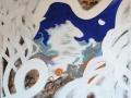 02 Acrilico su tela 98X108x4 cm (2012)