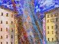 (pala) Le Belle Paris-acrilico vernici su tela mt.225X132 anno 2015 (1)