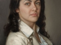 Mia moglie Ada 50x70 cm.
