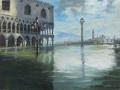 acqua alta(2011) - olio su tela - cm. 60x80 - SEGNALATO al 6° Concorso di pittura di Guanzate 2012 (1)