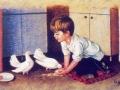 Alessio e colombe