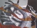 Farina Davide - TERRA 2.0 - Acrilico - 70x50x2 - 2012