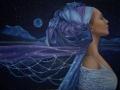 La regina delle nevi - olio su tela 60x80 2012
