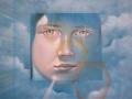 UN NUOVO GIORNO-olio su tela cm, 40x50 del 2013 opera di Marcello La Neve