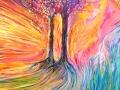 due alberi assieme