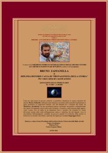 Diploma Accademico i Protagonisti della Storia con testo