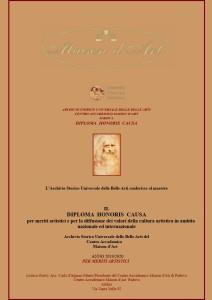 Diploma Honoris Causa