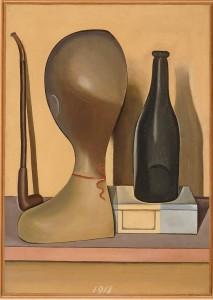 Giorgio-Morandi-Natura-morta-metafisica-1918-olio-su-tela-cm-54-x-38-Inv.-586
