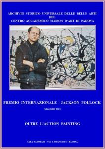 PREMIO INTERNAZIONALE JACKSON POLLOCK