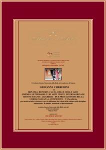 Premio Accademico Giotto e Dante Alighieri