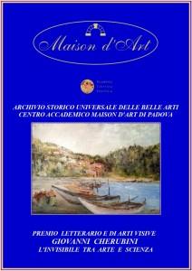 Premio Letterario di arti visive - Giovanni Cherubini per sito