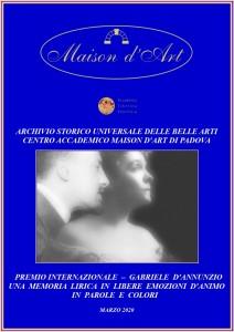 Premio internazionale Gabriele d'Annunzio