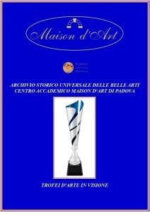 Trofeo d'arte in visione