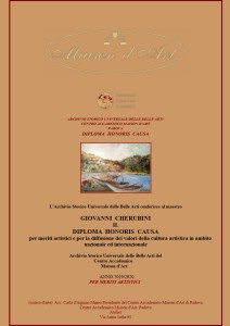 Diploma Honoris Causa