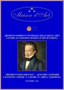 Premio internazionale Giacomo Leopardi