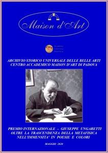 Premio internazionale Giuseppe Ungaretti per sito
