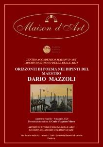 mostra Dario Mazzoli