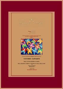 Attestato Enciclopedia d'Arte