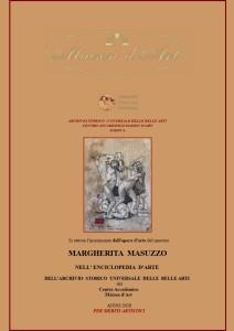 Attestato Enciplopedia d'Arte