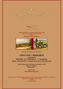 Premio accademico Paul Cézanne